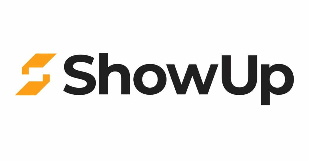 ShowUp Banner