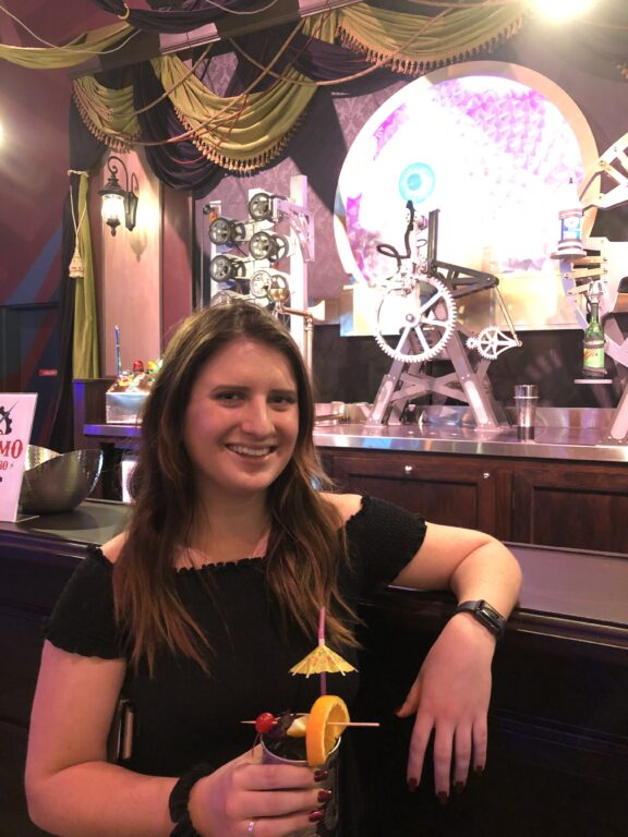 Robot bartenders at virtual corporate events by Two Bit Circus - Photo Copyright 2019 Bob Cooney