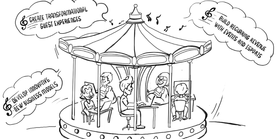 ShowUp Carousel of Learning